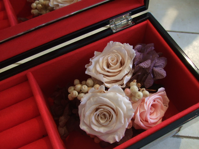 オークリーフ花の教室(ティータイムに)_f0049672_14105115.jpg
