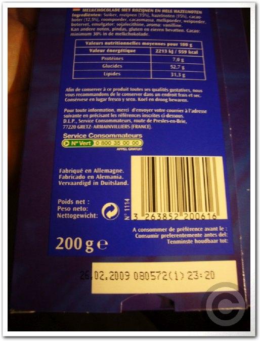 ■スーパーのチョコレート(パリ)_a0014299_21151082.jpg