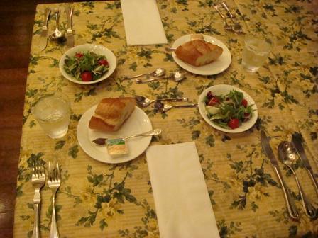 最後のディナーをお出しして_f0064906_19533957.jpg