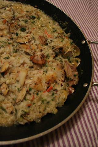 料理教室―スペイン料理 チャングロ、白身魚のサルサヴェルデなど_f0141419_78028.jpg