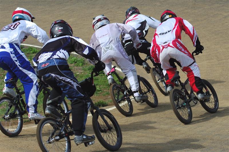 2008JBMXF全日本BMX選手権大会INひたちVOL2エリートクラス予選第3ヒート~準決勝_b0065730_1121873.jpg