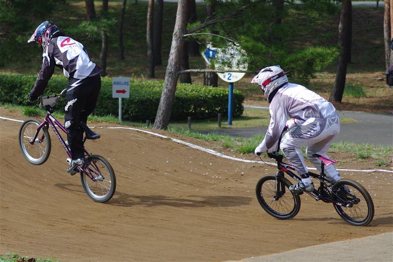 2008JBMXF全日本BMX選手権大会INひたちVOL2エリートクラス予選第3ヒート~準決勝_b0065730_1123434.jpg