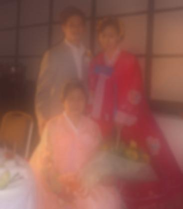 カヨンちゃんのWedding ♥Ⅱ♥ 。..。.゚。*・。♡✛ _a0053662_23311639.jpg