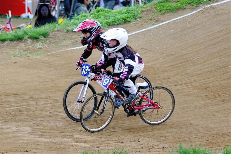 2008JBMXF全日本BMX選手権大会INひたちVOL10ガールズ5〜12才クラス決勝_b0065730_00216.jpg