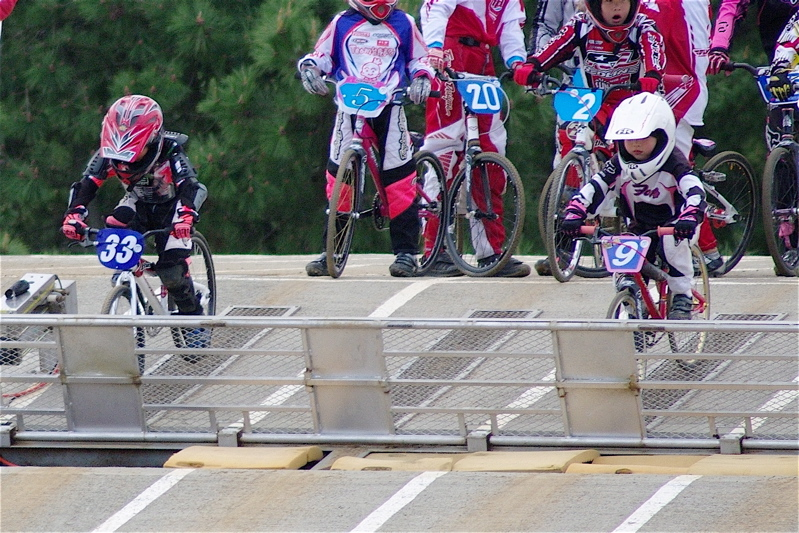 2008JBMXF全日本BMX選手権大会INひたちVOL10ガールズ5〜12才クラス決勝_b0065730_235995.jpg