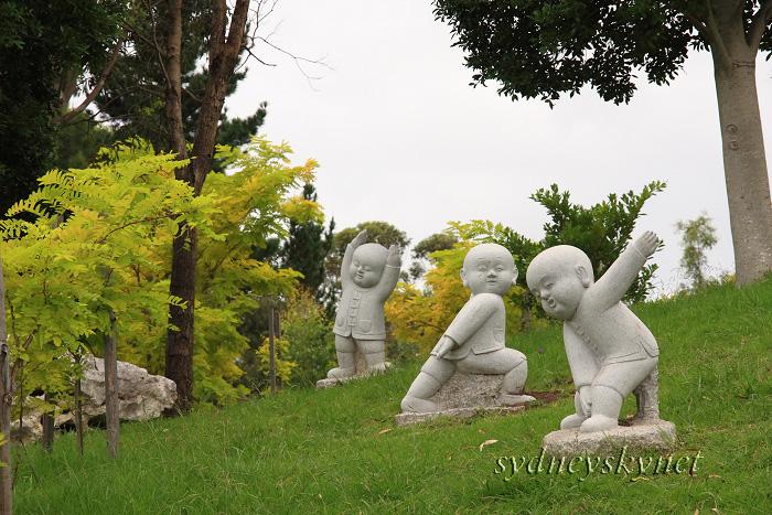 Wollongkong(ウーロンゴン) ~その4・南天寺3~_f0084337_2145632.jpg