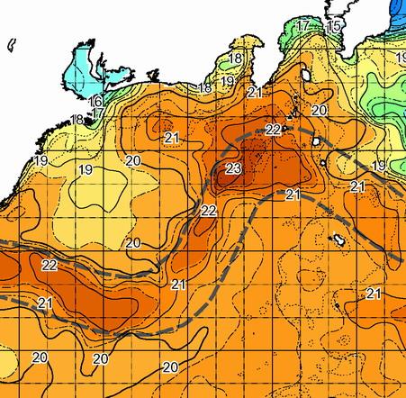 黒潮が伊豆沖ですごいことになっています!!    [カジキ マグロ トローリング]_f0009039_11121279.jpg