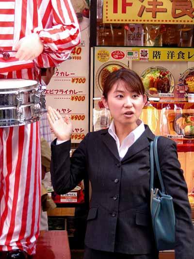大阪名物くいだおれ前へ行ってみた♪_d0136282_1234887.jpg