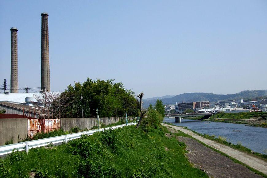 「京都・勧進橋から見た風景」_d0133024_21658100.jpg