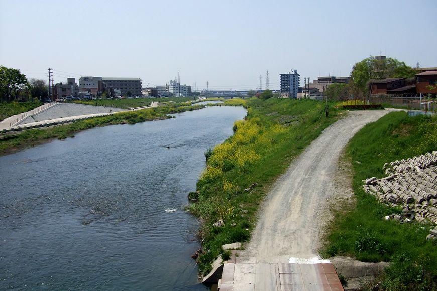 「京都・勧進橋から見た風景」_d0133024_216994.jpg