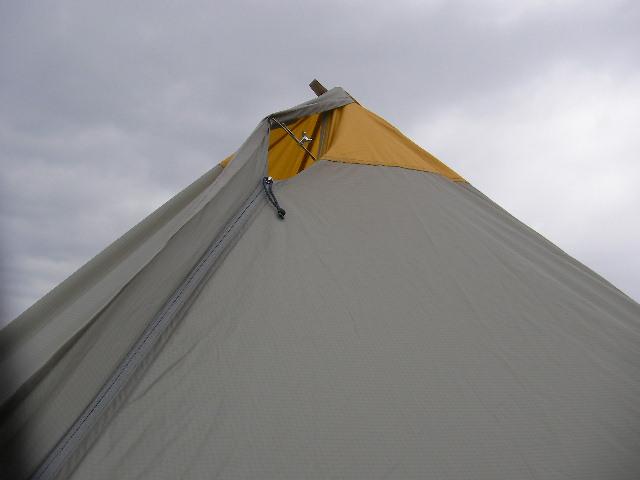 Sierra Designs Origami 2 Ultralight Tent // 換気考_f0113727_1301811.jpg