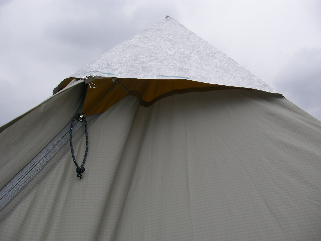 Sierra Designs Origami 2 Ultralight Tent // 換気考_f0113727_1304423.jpg