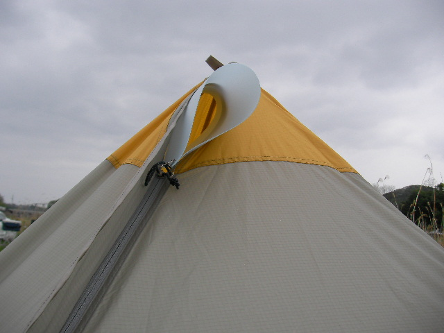 Sierra Designs Origami 2 Ultralight Tent // 換気考_f0113727_1305860.jpg