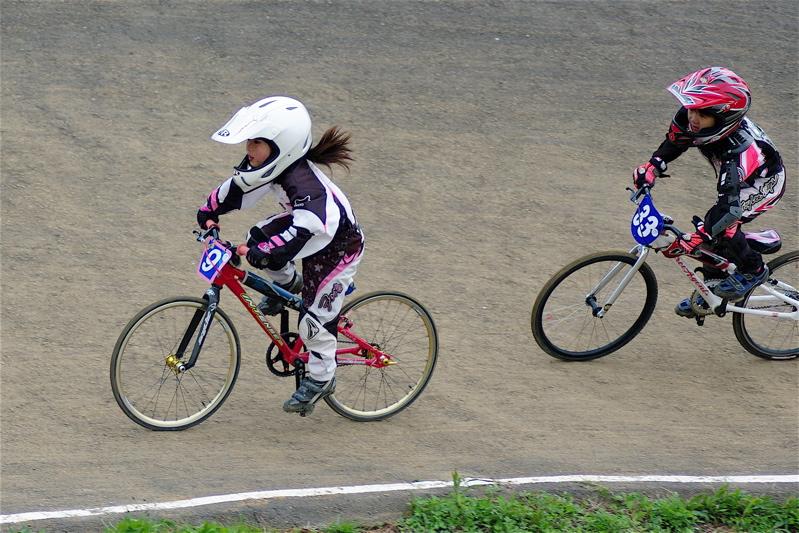 2008JBMXF全日本BMX選手権大会INひたちVOL10ガールズ5〜12才クラス決勝_b0065730_001545.jpg
