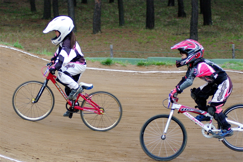 2008JBMXF全日本BMX選手権大会INひたちVOL10ガールズ5〜12才クラス決勝_b0065730_002860.jpg