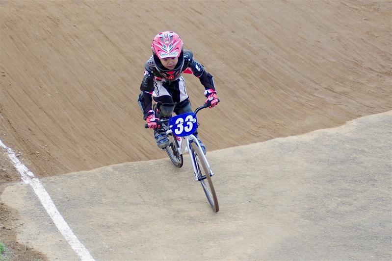 2008JBMXF全日本BMX選手権大会INひたちVOL10ガールズ5〜12才クラス決勝_b0065730_014824.jpg