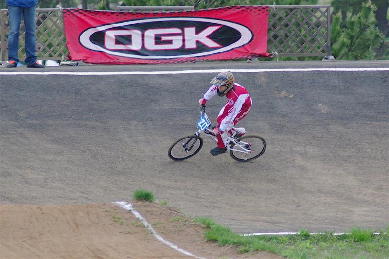 2008JBMXF全日本BMX選手権大会INひたちVOL10ガールズ5〜12才クラス決勝_b0065730_0184491.jpg