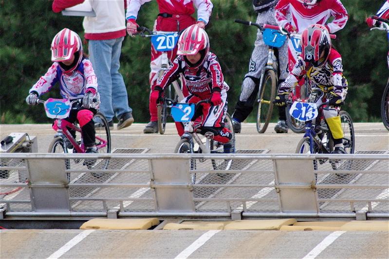 2008JBMXF全日本BMX選手権大会INひたちVOL10ガールズ5〜12才クラス決勝_b0065730_045789.jpg