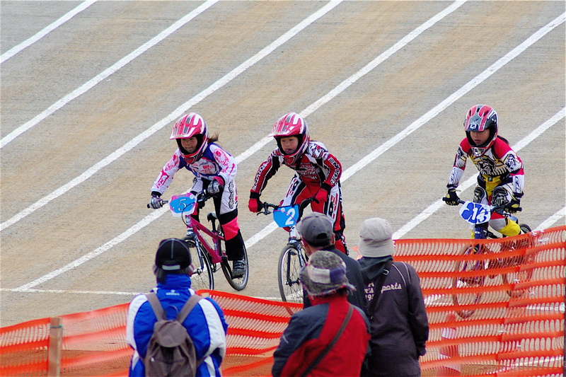 2008JBMXF全日本BMX選手権大会INひたちVOL10ガールズ5〜12才クラス決勝_b0065730_052583.jpg