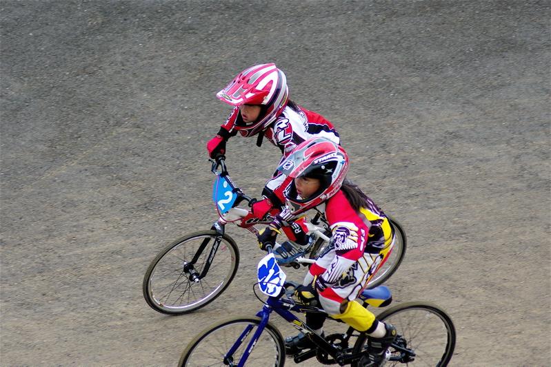 2008JBMXF全日本BMX選手権大会INひたちVOL10ガールズ5〜12才クラス決勝_b0065730_062329.jpg