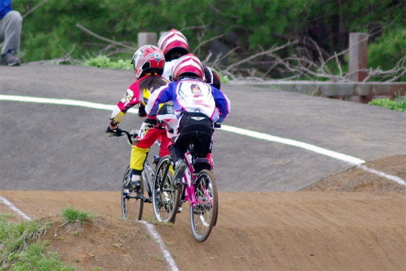 2008JBMXF全日本BMX選手権大会INひたちVOL10ガールズ5〜12才クラス決勝_b0065730_07403.jpg