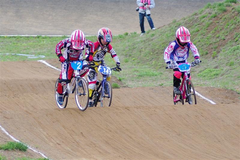 2008JBMXF全日本BMX選手権大会INひたちVOL10ガールズ5〜12才クラス決勝_b0065730_091124.jpg