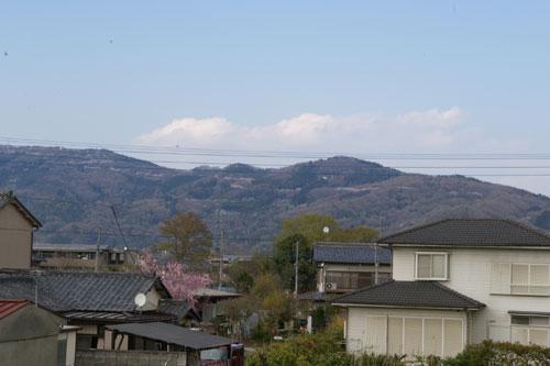 美の山公園の桜_e0062530_18291441.jpg