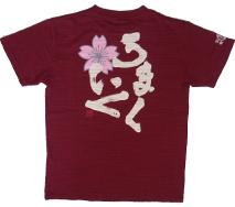 豊天商店 「うまくいく」Tシャツ  _c0141944_14343139.jpg
