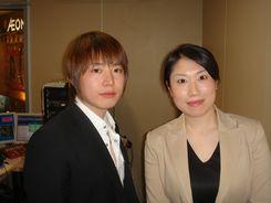 金野貴明さん来局_d0029276_15465050.jpg