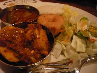 南インド料理「ニルヴァナム」アゲイン♪_f0141419_56076.jpg