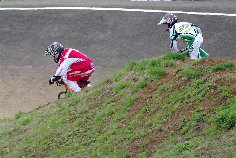2008JBMXF全日本BMX選手権大会INひたちVOL13ボーイズ13&14、15&16クラス決勝_b0065730_12592394.jpg