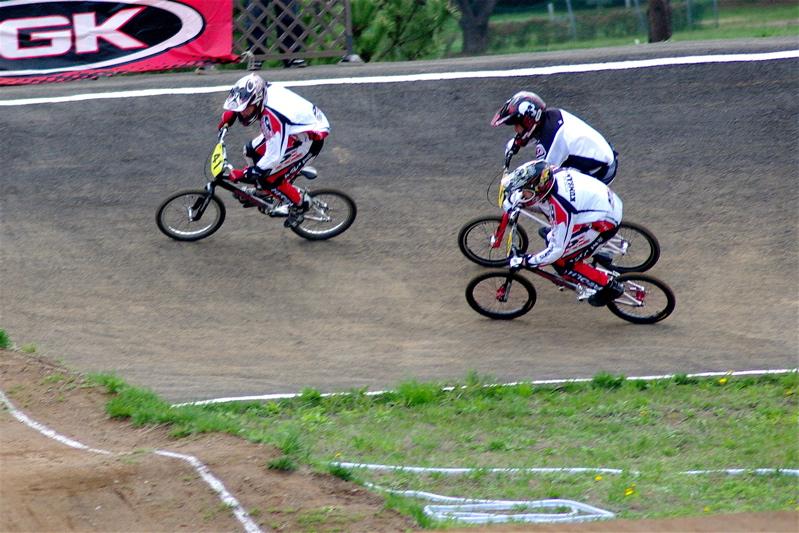 2008JBMXF全日本BMX選手権大会INひたちVOL13ボーイズ13&14、15&16クラス決勝_b0065730_13104496.jpg