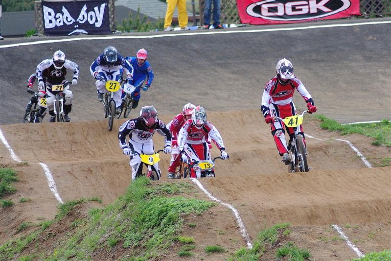 2008JBMXF全日本BMX選手権大会INひたちVOL13ボーイズ13&14、15&16クラス決勝_b0065730_13114044.jpg