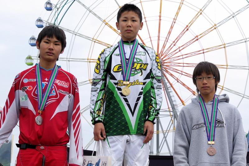 2008JBMXF全日本BMX選手権大会INひたちVOL13ボーイズ13&14、15&16クラス決勝_b0065730_134326.jpg