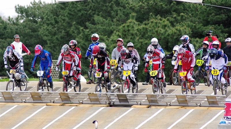 2008JBMXF全日本BMX選手権大会INひたちVOL13ボーイズ13&14、15&16クラス決勝_b0065730_1362013.jpg