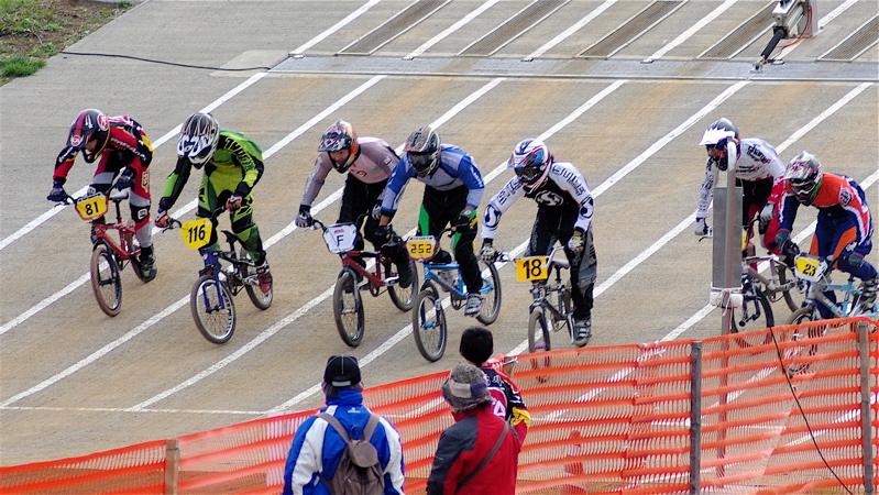 2008JBMXF全日本BMX選手権大会INひたちVOL14MEN17~29、30オーバークラス決勝_b0065730_19301259.jpg