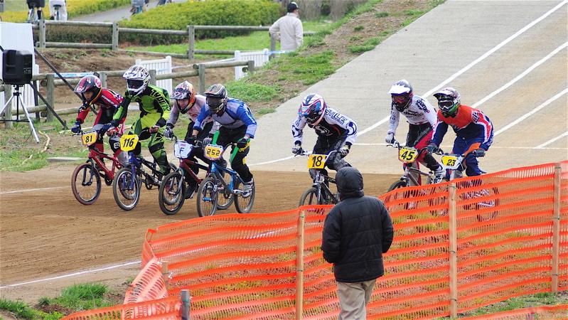 2008JBMXF全日本BMX選手権大会INひたちVOL14MEN17~29、30オーバークラス決勝_b0065730_19302570.jpg