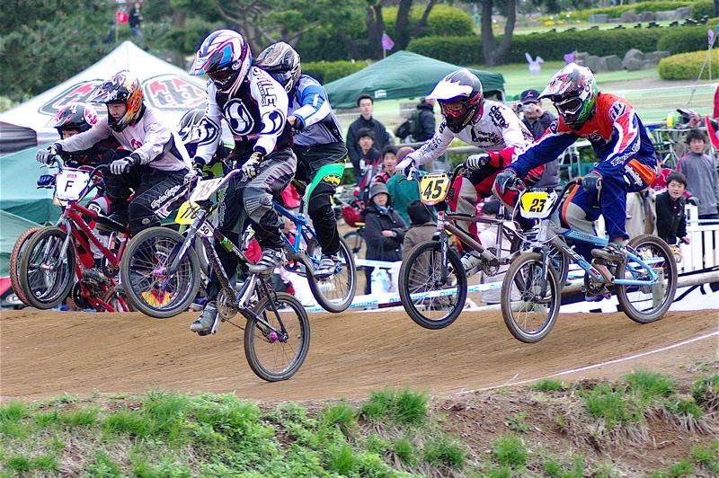 2008JBMXF全日本BMX選手権大会INひたちVOL14MEN17~29、30オーバークラス決勝_b0065730_19303874.jpg
