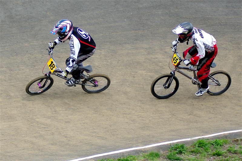 2008JBMXF全日本BMX選手権大会INひたちVOL14MEN17~29、30オーバークラス決勝_b0065730_19312973.jpg