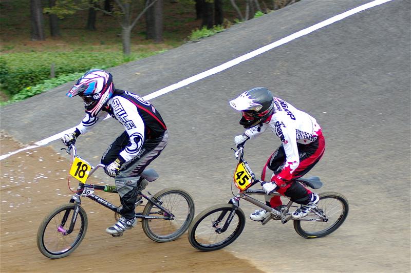 2008JBMXF全日本BMX選手権大会INひたちVOL14MEN17~29、30オーバークラス決勝_b0065730_19314328.jpg