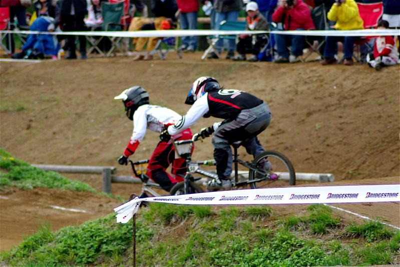 2008JBMXF全日本BMX選手権大会INひたちVOL14MEN17~29、30オーバークラス決勝_b0065730_19324225.jpg