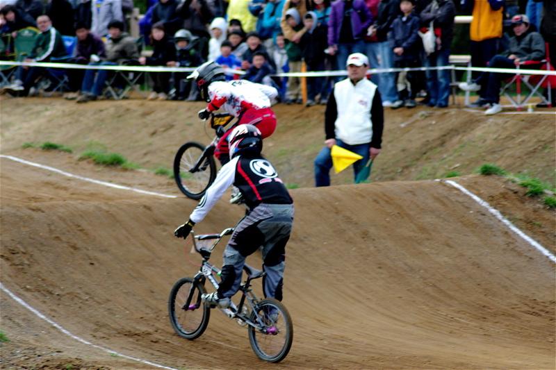 2008JBMXF全日本BMX選手権大会INひたちVOL14MEN17~29、30オーバークラス決勝_b0065730_19325322.jpg