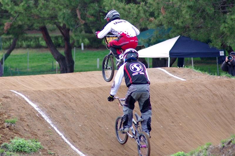 2008JBMXF全日本BMX選手権大会INひたちVOL14MEN17~29、30オーバークラス決勝_b0065730_19332057.jpg
