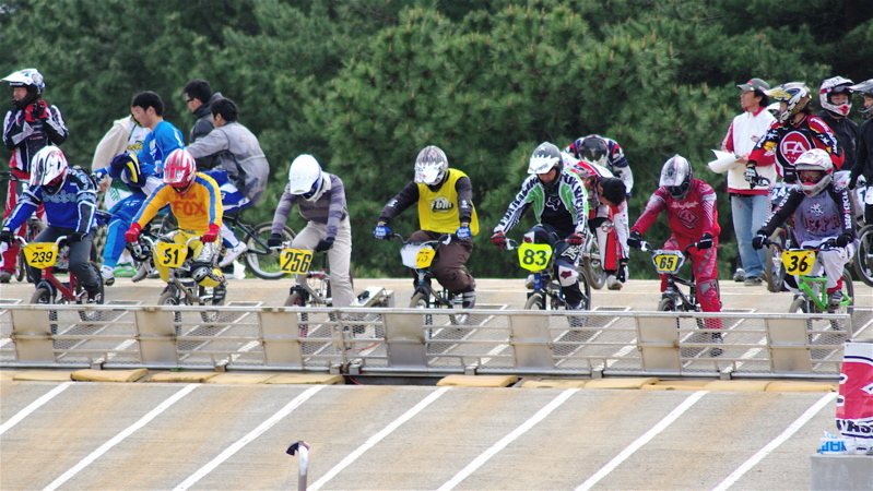2008JBMXF全日本BMX選手権大会INひたちVOL14MEN17~29、30オーバークラス決勝_b0065730_19381039.jpg