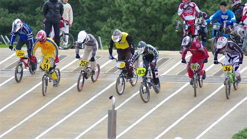 2008JBMXF全日本BMX選手権大会INひたちVOL14MEN17~29、30オーバークラス決勝_b0065730_19421550.jpg