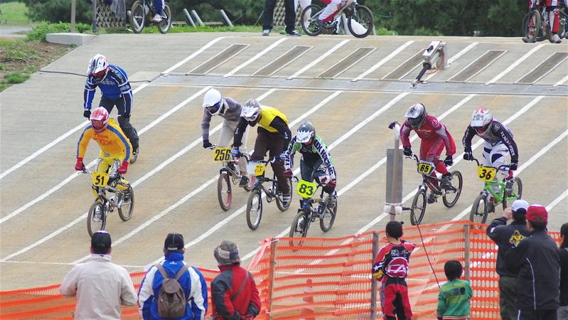 2008JBMXF全日本BMX選手権大会INひたちVOL14MEN17~29、30オーバークラス決勝_b0065730_19423061.jpg