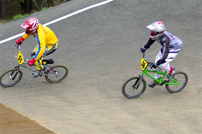 2008JBMXF全日本BMX選手権大会INひたちVOL14MEN17~29、30オーバークラス決勝_b0065730_19442245.jpg