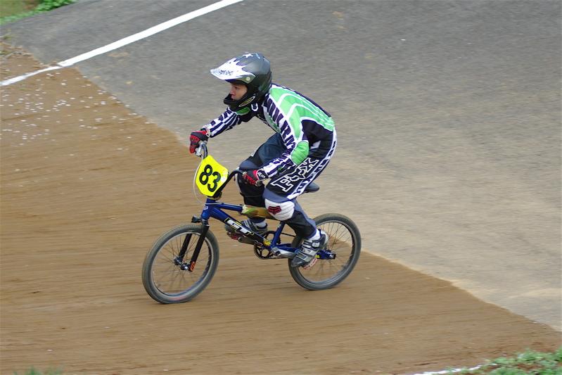 2008JBMXF全日本BMX選手権大会INひたちVOL14MEN17~29、30オーバークラス決勝_b0065730_19443661.jpg