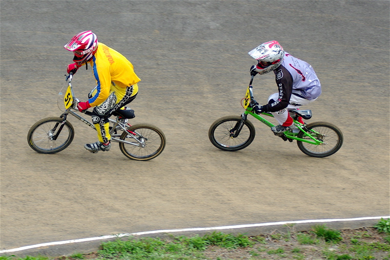 2008JBMXF全日本BMX選手権大会INひたちVOL14MEN17~29、30オーバークラス決勝_b0065730_1944838.jpg