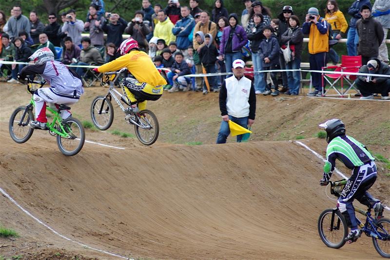 2008JBMXF全日本BMX選手権大会INひたちVOL14MEN17~29、30オーバークラス決勝_b0065730_19451687.jpg